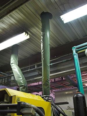 Hose insulation