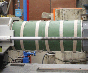 Injection Molding Barrel Insulation